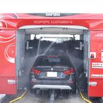 1番キレイになる車の洗い方