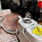 車のコロナ対策は室内丸洗いがいいんです