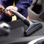 シートの汚れを簡単にキレイにできて消毒もできる方法